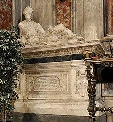 Angelo Marzi-Medici Tomb