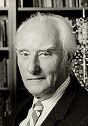 Francis Crick 1995