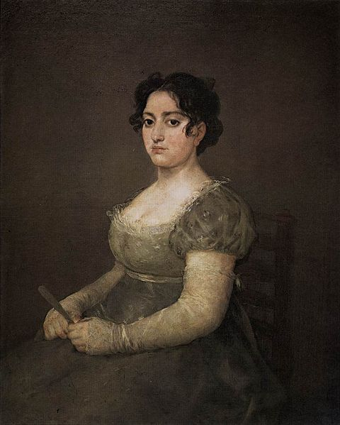Plik:Francisco de Goya y Lucientes - Portrait of a Lady with a Fan - WGA10054.jpg