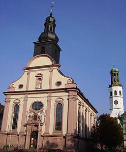 Frankenthal Kirchen