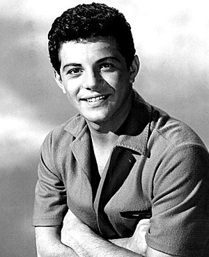 Frankie Avalon - Publicity photo, 1963