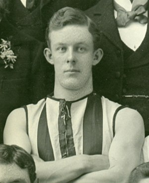 Fred Leach - Leach in 1901