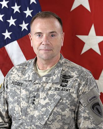 Commanding General, United States Army Europe - 37th Commanding General of the U.S. Army in Europe