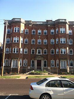 Frederick Avenue Apartments Akron Ohio