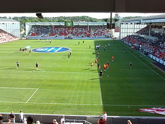 Fredrikstad FK - Fredrikstad Stadion