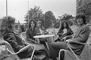 Free (band) - Image: Free 1970