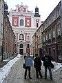 Free Travel-Shirt in Poznań - Collegiate Church.jpg