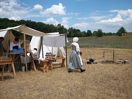 historical reenactment dating
