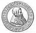Fridrich II. Lehnický - tolar avers.JPG
