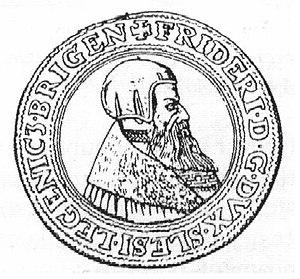 Frederick II of Legnica - Frederick II of Legnica