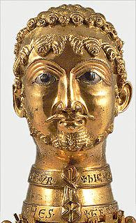 German Holy Roman Emperor