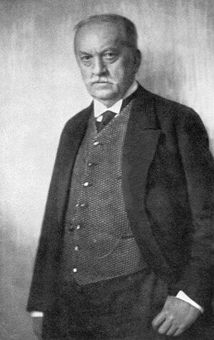 Friedrich Schultze - German neurologist