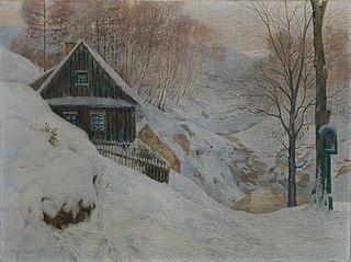Das Seebachtal bei Franzensbad