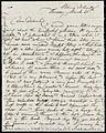 From Maria Weston Chapman to Deborah Weston; 185?-03-26? p1.jpg