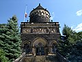 Front view of the Garfield Memorial in Cleveland.jpg