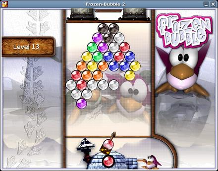 Videojuegos en linux wikiwand frozen bubble una adaptacin del videojuego puzzle bobble gumiabroncs Choice Image