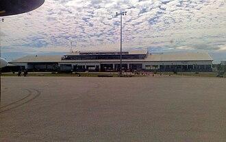 Fuaʻamotu International Airport - Image: Fua'amoto International Airport