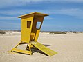 Fuerteventura Lifeguard Tower.JPG