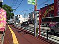 Fukuoka Prefectural Road No.561 near Nishitetsu Iki Bus Terminal.jpg