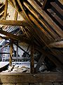Fulham Palace Great Hall roof space, September 2016 04.jpg