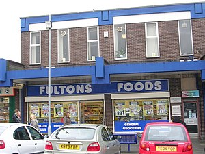 Fulton's Foods - A branch of Fultons Foods in Bramley, Leeds.