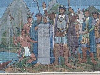 Estácio de Sá Portuguese soldier