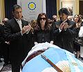 Funeral Nestor Kirchner, Correa y Evo.jpg