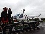 G-WPKR Enstrom Shark 280FX Helicopter (35968778511).jpg
