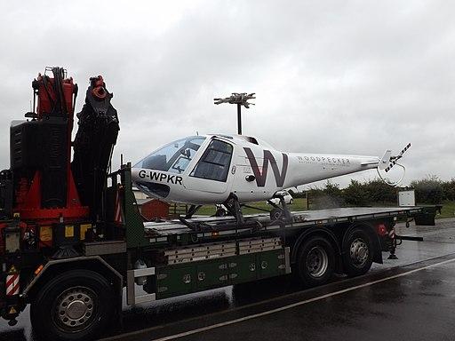 G-WPKR Enstrom Shark 280FX Helicopter (35968778511)