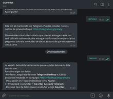 Telegram Messenger - Wikipedia, la enciclopedia libre