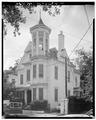 GENERAL VIEW, SOUTHEAST CORNER - 158 Broad Street (House), Charleston, Charleston County, SC HABS SC,10-CHAR,224-1.tif
