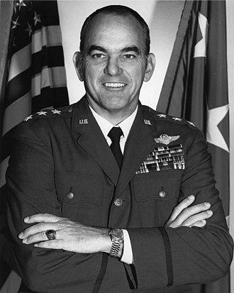 George B. Simler - General George B. Simler (pictured as Lieutenant General)