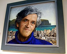 GEORGE MACKAY BROWN IN STROMNESS LIBRARY (9275790292).jpg