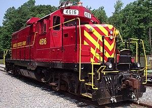 EMD GP10 - Image: GP10 diesel electric locomotive