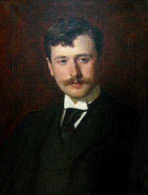 Georges Feydeau - Georges Feydeau (circa 1900) by Carolus-Duran (Musée des Beaux-Arts de Lille)