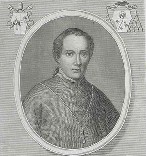 Gabriele della Genga Sermattei Italian cardinal