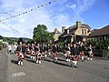 Galashiels Ex-Service Pipe Band - geograph.org.uk - 482896.jpg