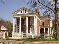 Galena IL Elihu B. Washburne House1.JPG