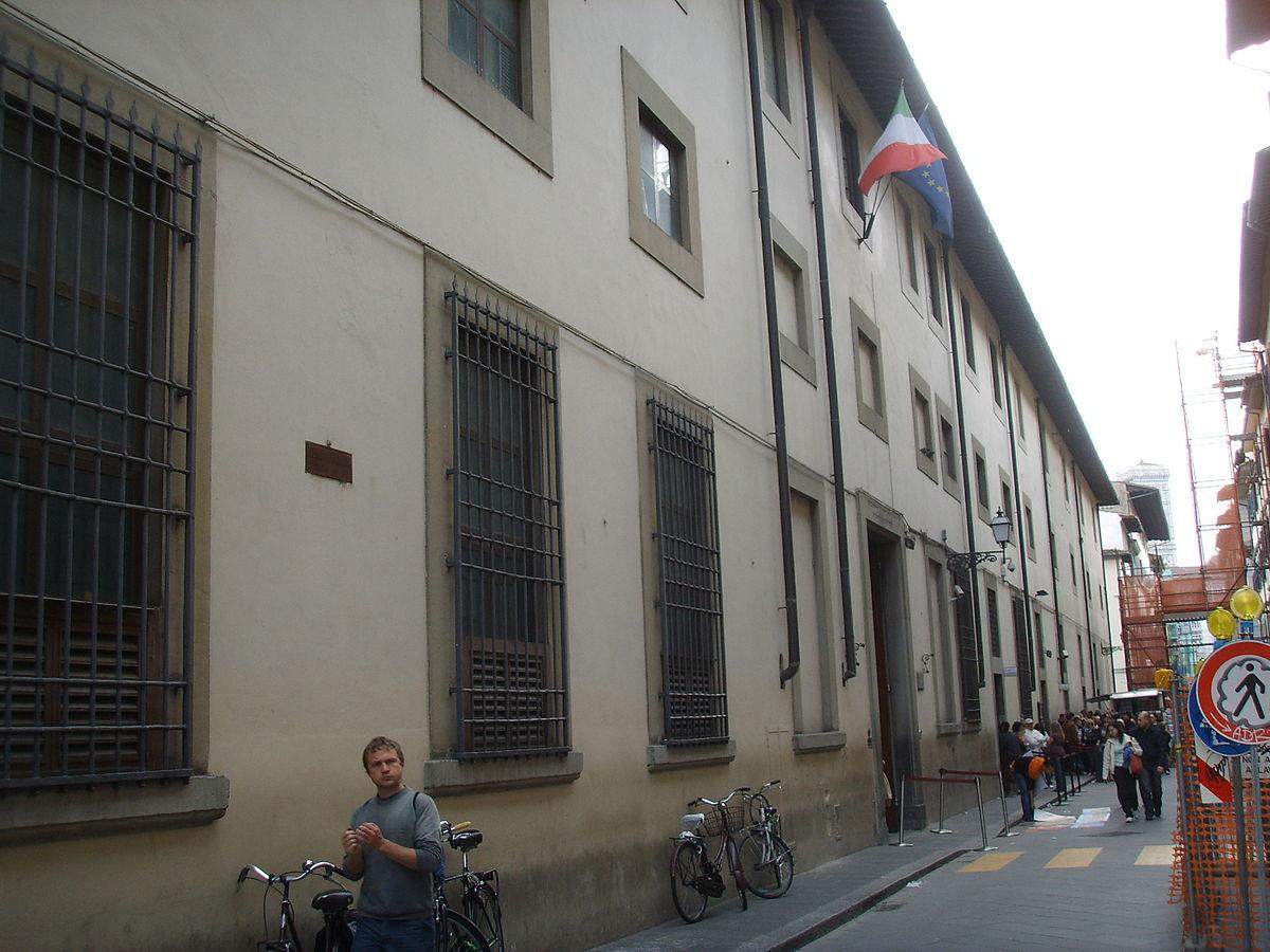 Galleria dellaccademia wikipedia sciox Image collections