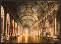 Gallery of Mirrors, Versailles, France-LCCN2001698740.tif