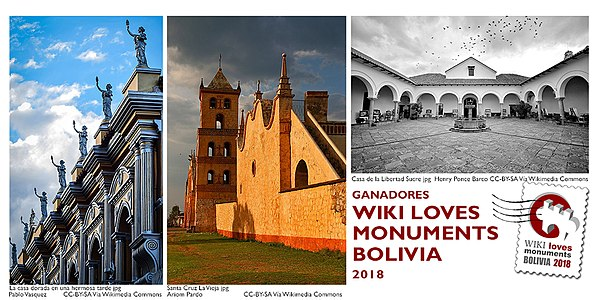 Ganadores Wiki Loves Monuments Bolivia 2018.jpg