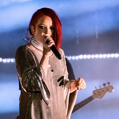 Picture of a band or musician: Shirley Manson
