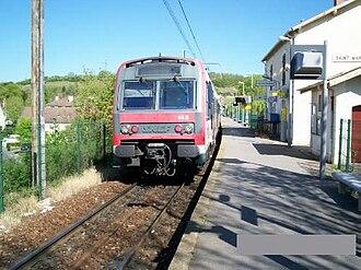 Saint-Martin-d'Étampes (Paris RER) - Saint-Martin d'Étampes railway station
