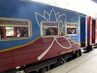 Rajadhani Express - Rolling stock