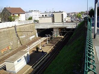 Meudon station - Gare de Meudon
