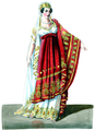 Gaspare Spontini - Olimpie - Caroline-Alexandrine Branchu as Statira, 1819.png