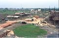 Gate Complex Under Construction - Convention Centre Complex - Science City - Calcutta 1994-11-03 489.JPG