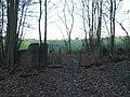 Gateway to Chevet Park. - geograph.org.uk - 292461.jpg