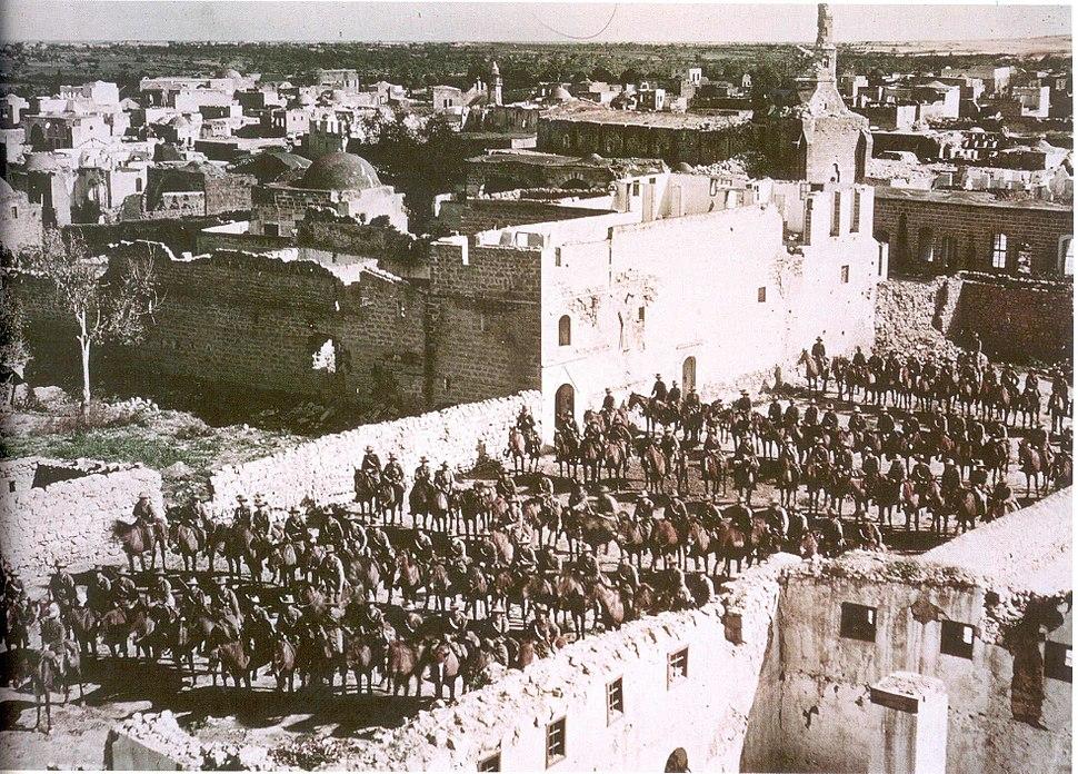 Gaza after WWI 2