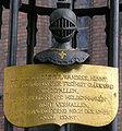 Gedenktafel Reformationsplatz (Span) Gefallene der Befreiungskriege 1813–1815 (1816) 1.jpg